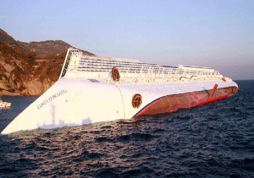 Naufragio nave costa concordia tre morti for Costa pacifica piano nave