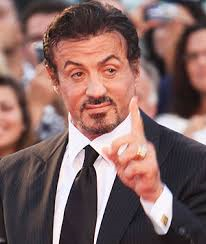Sylvester Sly Stallone